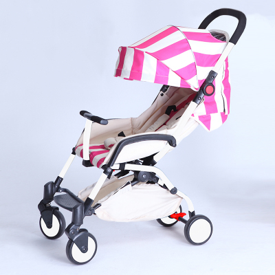 Baby cart can sit a portable umbrella car lay the plane baby super portable folding suspension round children's station wagon