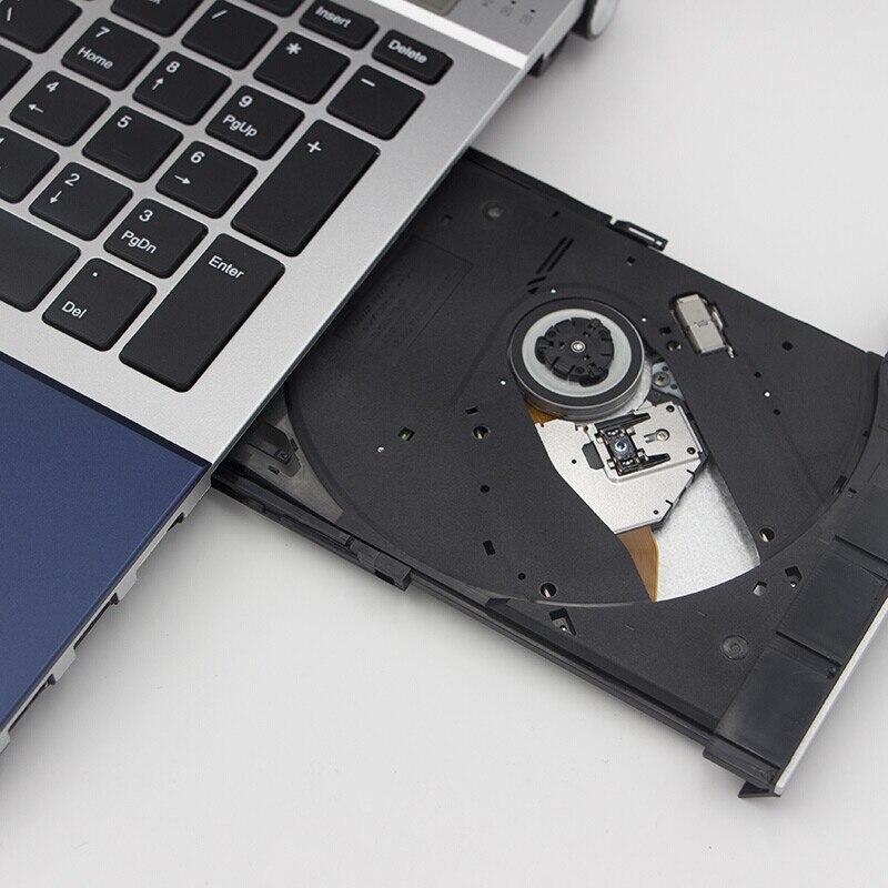 "TOPOSH(P8-01) laptop 15.6"" Intel Pentium quadcore N3520 8G RAM 128G SSD DVD driver HD screen business notebook laptop for gaming"