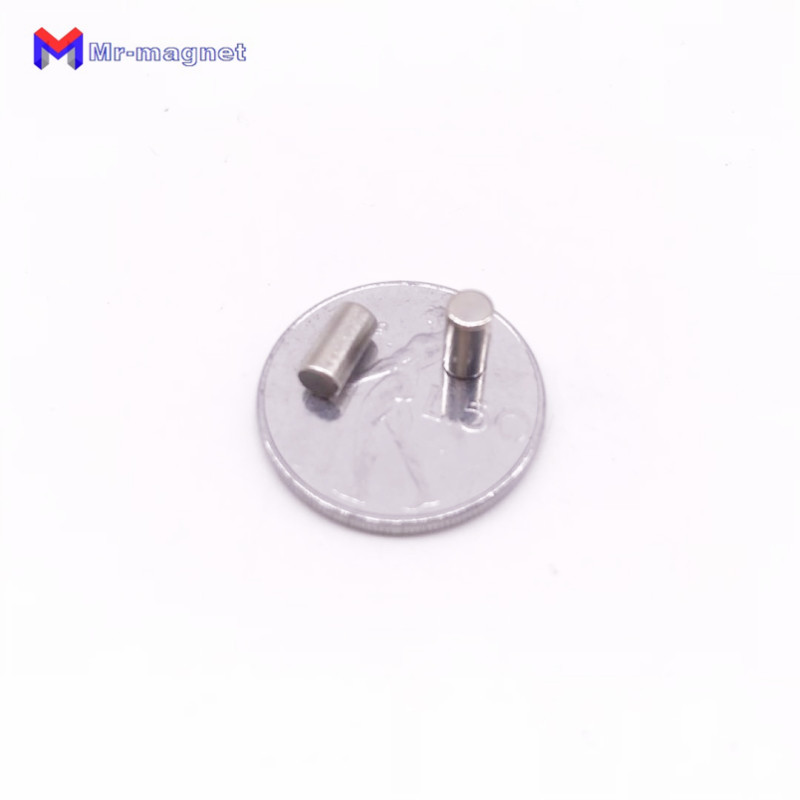 200pcs 6 x 15 mm Neodymium Magnet D6*15 N35 NdFeB Permanent 6*15 Small Round Super Powerful Strong Magnetic Magnets Disc D6x15mm