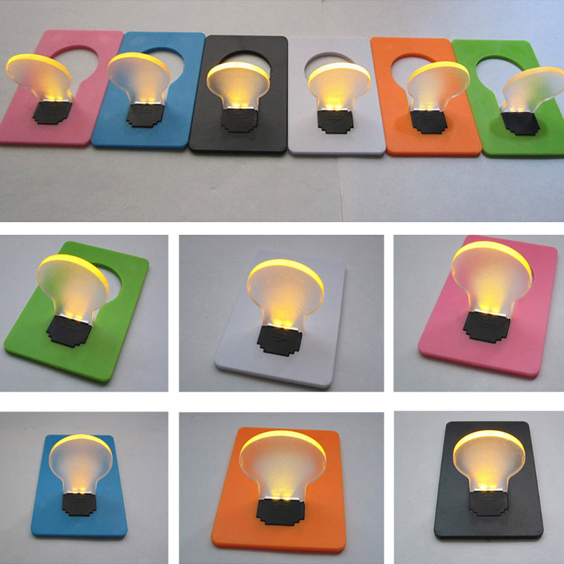 Detail Feedback Questions About New Creative 5pcs Portable Light Pocket Led Card Lamp For Kids Gift Whole 30 On Aliexpress Alibaba Group