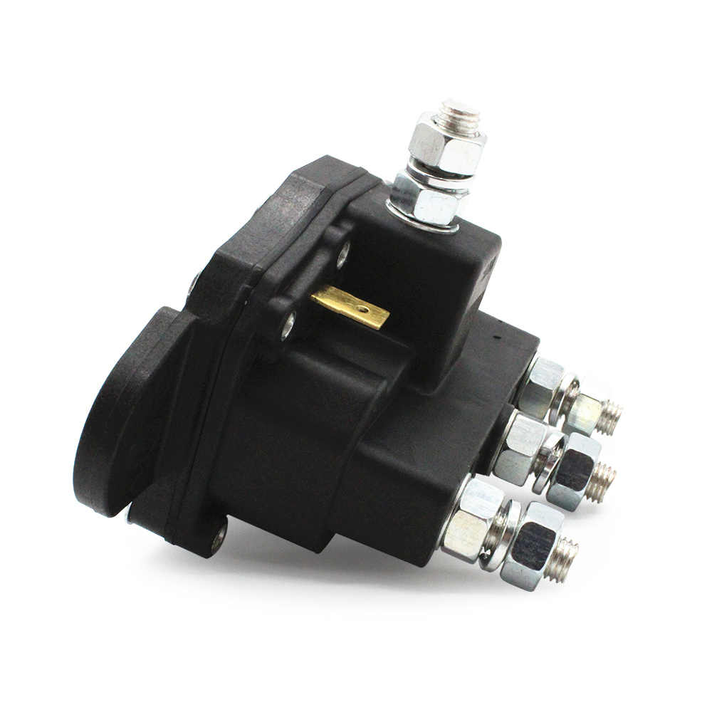 hight resolution of  5 16 24 threaded studs 6 terminals 12v reversing polarity contactor relay winch