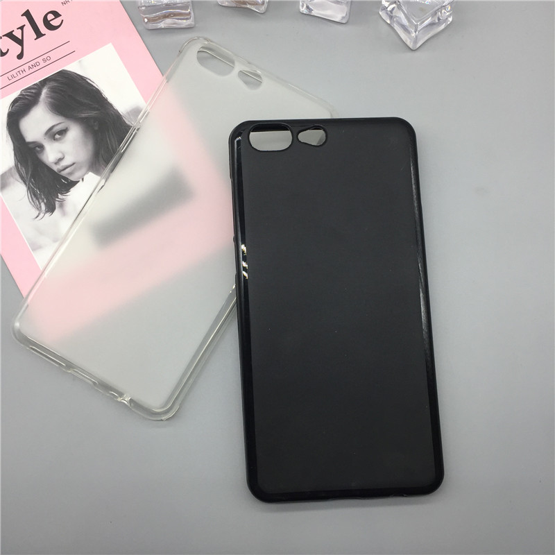 TPU Soft Cases for Leagoo T5 Case Slim 360 Protect <font><b>Black</b></font> Color Silicon <font><b>pop</b></font> for Leagoo T5 Back Cover Case Capa Para image