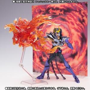 Image 2 - COMIC CLUB LT model Saint Seiya Cloth Myth Fighting skills effects for Virgo Shaka Phoenix Ikki/Gold Saint EX/Saint Seiya