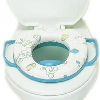 Cartoon Colorful Baby Thickened Soft Toilet Seat Cover Cushion Child Seat Baby Potty Seat Sits Easy