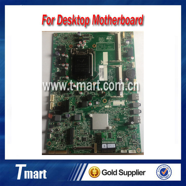ФОТО 100% working Desktop motherboard for Lenovo S510 A7100 H61 1155 IH61S System Board fully tested