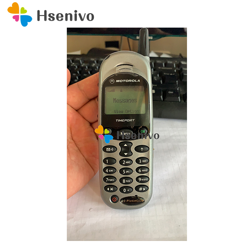 L2000 100% Original Unlocked Fashion Motorola L2000 Mobile Phone Cell Phone With English Language Only  Free Shipping