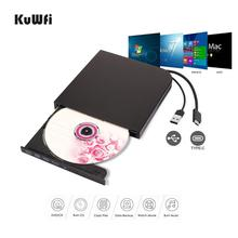 купить External Blu-Ray DVD Drive Burner Player USB3.0 Type-C DVD-RW VCD CD RW Burner Drive Superdrive For Apple Pro Air iMAC PC Laptop онлайн