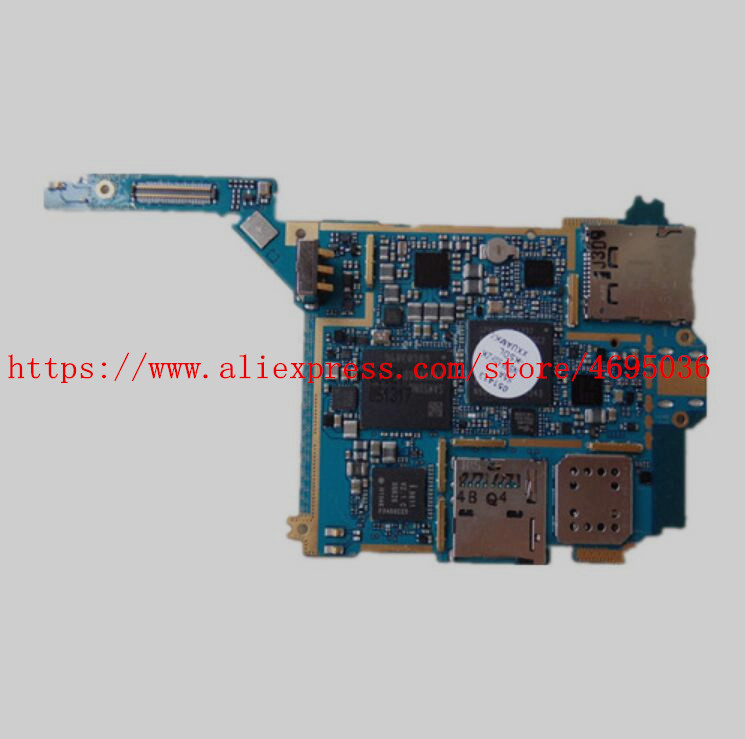 95%new main circuit board motherboard PCB Repair Parts for Samsung GALAXY S4 Zoom SM-C101 C101 Mobile phone image