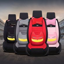New arrival 4 seasons Cartoon super cute car seat cushion Cute winter interior products