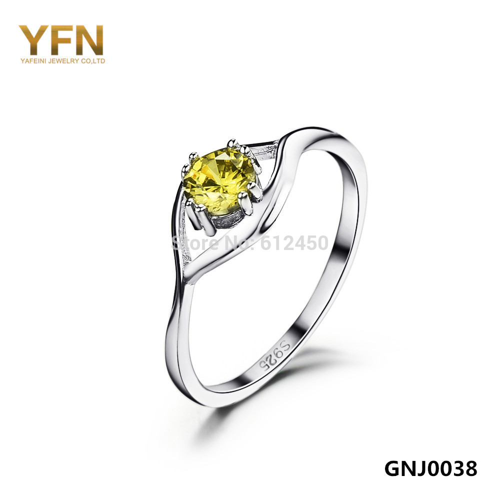 wholesale gnj0038 925 sterling silver jewelry ring fashion