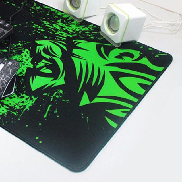 High Quality Locking Edge Gaming Mouse Pad Gamer Game Mouse pad Anime Mousepad mat Speed Version For CF Dota2 LOL dota2