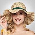 2016 Spring Summer New Arrival Sun Hats Water Ripple Creative Lady Sun Hats Travel Outdoor Leisure Causal Fashion Sun Hats