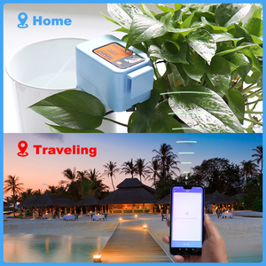 Image 2 - New Wifi Automatic Watering Device Garden Watering System Intelligent Timer Water Drip Irrigation Mobile Phone Remote Control