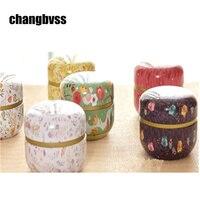 European Style Tea Caddy Candy Storage Box Tea Sugar Coffee Spice Jars Jewelry Box Wedding Favor