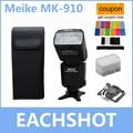 Mk-910 2.el mk910 mk 910 i-ttl speedlight meike 1/8000 s hss maestro para nikon d7100 d7000 d5300 d5200 d5100 d3200 d3100 D3000