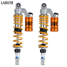 12.5″ 320mm Universal Shock Absorbers air Suspension for Honda Yamaha Suzuki Kawasaki bikes Gokart ATV Motorcycles and Quad.