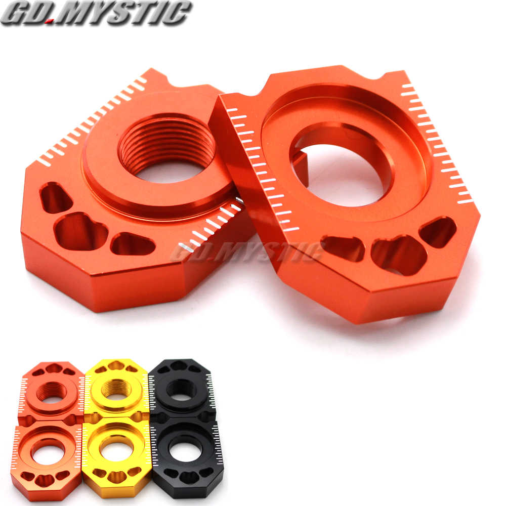 AN Claral De Escape Tail Pipe Protector Fit for KTM EXC EXCF SXF SX XC XCF XCW 250 300 350 450 525 530 200 2020 2019 2018 2017 2004 a 2016 Naranja Claral Color : Blue