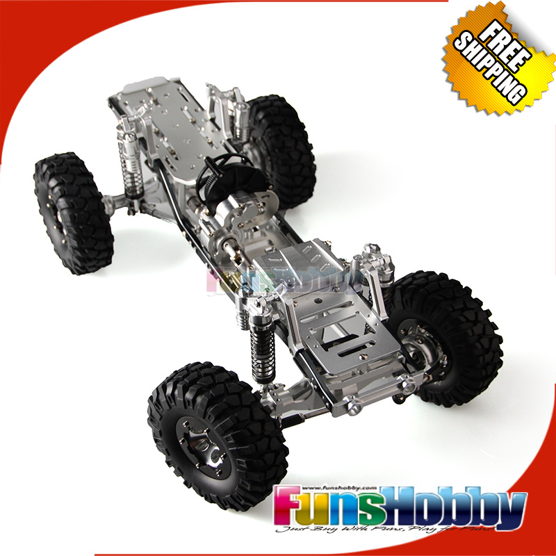 MHPC 1:10 Scale RC Remote Control Rock Crawler Cars Electric Off Road Dune Buggies Trucks For Boys MRC10 SCX10 Cod.FH30006