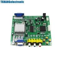 Arcade Game RGB CGA EGA YUV To VGA HD Video Converter Board HD9800 GBS8200