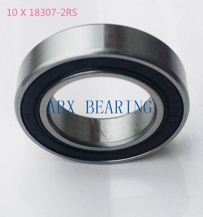 10pcs//lot Bearing 18307-LBLU 18307 2RS 6903-18 18307RS Thin Wall Bearing Shieldi