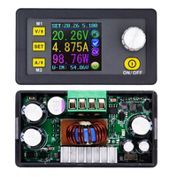DPS5005 Voltmeter Ammeter Voltage meter Regulator converter Adjustable Programmable Power Supply Module Buck Current tester30%OF