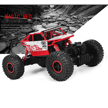 High Speed RC Car 4WD Driving Car Remote Control Cars Model Off-Road Vehicle Toy Double Motors Drive Bigfoot Car Gifts for Kids