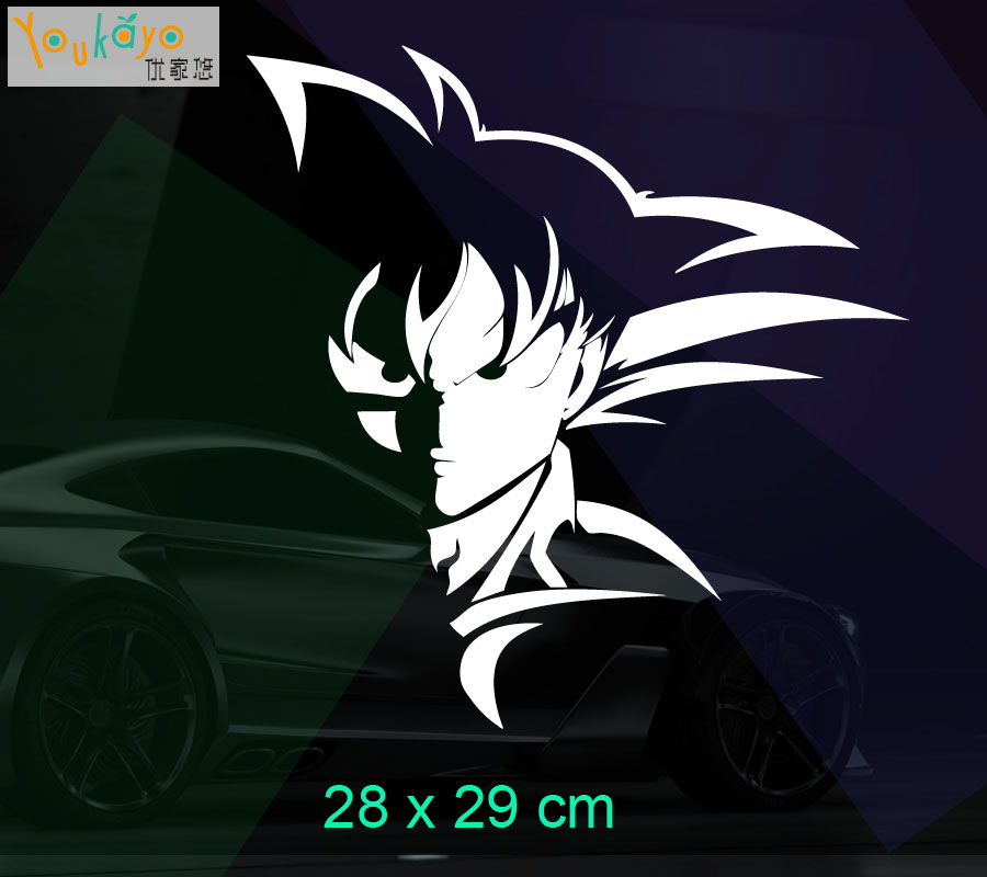 "Vegeta Majin Dragonball Z Graphic Die Cut decal sticker Car Truck Boat Wall 12/"""