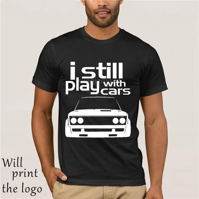 61688c19 2018 Men T Shirt Fashion Fiat 131 T Shirt Abarth Rally Motoring Car Retro  Dad Gift Classic Funny Humor