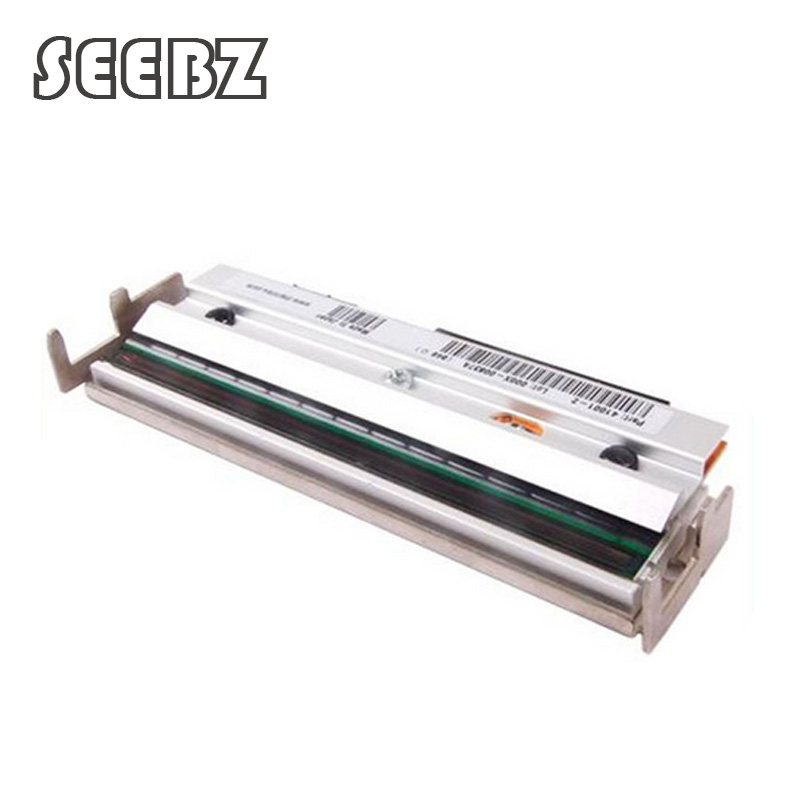 SEEBZ New Compatible Thermal Print Printhead For Zebra S4M 203dpi Thermal Barcode Label Printer heads Spare Parts