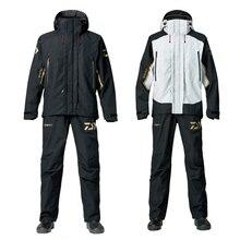 Осенняя водонепроницаемая одежда с длинными рукавами для дайв рыбалка и штаны, трикотажный спортивный костюм, комплекты одежды для охоты и рыбалки