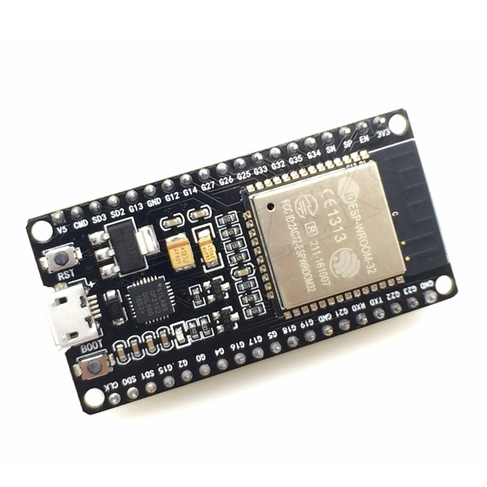 3d Printers & Supplies Esp32 Module Wifi Bluetooth Dual-mode Dual Core Cpu Esp-wroom-32 Module Esp-32s Quality And Quantity Assured