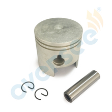 350 00004 1 Piston Set 050 60mm for Tohatsu 18HP Outboard Engine boat motor brand new