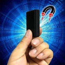 Registratore vocale digitale fissaggio magnetico registrazione Audio portatile registrazione Audio 1000 MAH batteria agli ioni di litio ad alta capacità (DW218)