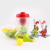 New 27Pcs Simultion Fruit Juicer Pretend Play Toys Educational Kid Kitchen Fun Miniature Toys for Children
