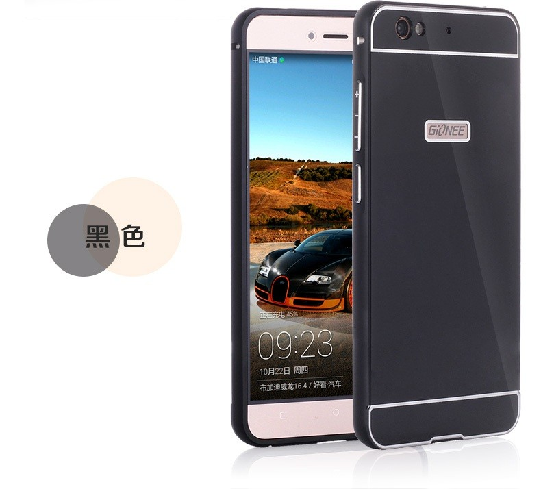 big sale 121b2 cbea9 US $4.59 |A2 Smart Mobile Cell Phone Cases cover for Blu vivo 5 Alunminum  Metal Frame Rim Bounding phone Box Cover-in Fitted Cases from Cellphones &  ...