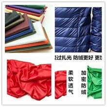 1b018b0c7dd Chaqueta de tafetán de tela de 100*150 cm sin forro 300 T nylon shioze