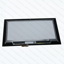Laptop LCD Display Touch Screen Assembly For DELL INSPIRON 11 3000 series 3147 3157 3158 3152 3153,1366*768(China)