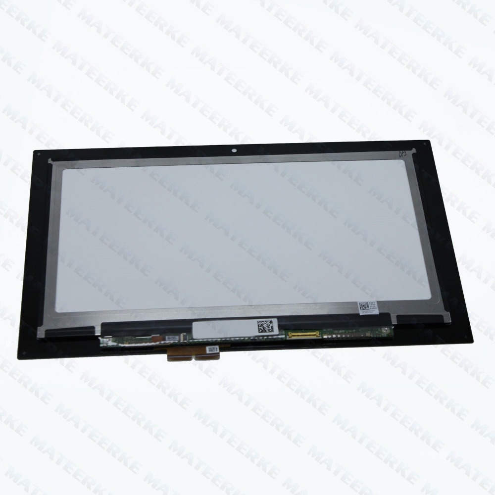 Laptop LCD Display Touch Screen Assembly For DELL INSPIRON 11 3000 series 3147 3157 3158 3152 3153,1366*768 laptop 11 6 touch led screen assembly for dell inspiron 11 3000 3147 lcd lp116wh6 spa2