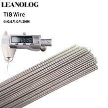 0.5kg TIG welding machine accessoies 0.8mm 1.0MM 1.2MM stainless steel wire/welder electrodes