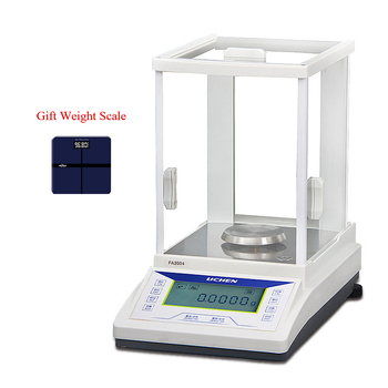 Digital Analytical Balance, 1mg Precise Electronic Scale for Lab/Pharmacy/Jewelry Store/Chemical Plant 0.001g Free weight scale