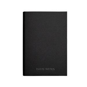 Image 1 - A5/A7 ขนาดสีดำกระเป๋าโน้ตบุ๊คสมุดบันทึกสำหรับสำนักงาน,ธุรกิจ,โรงเรียนหรือ Travel TPN015