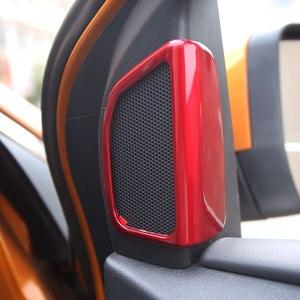 Couleur ma vie voiture un pilier haut-parleur garniture Tweeter décoration autocollant pour Ford nouveau Focus 3 4 MK3 MK4 2012 - 2017 accessoires