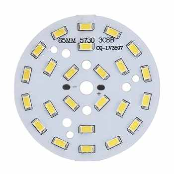 12W Pure White LED SMD 5730 LED Light Downlight Plate LED Ceiling Lamp Board LED Chip Module Aluminum Board - DISCOUNT ITEM  31% OFF Lights & Lighting
