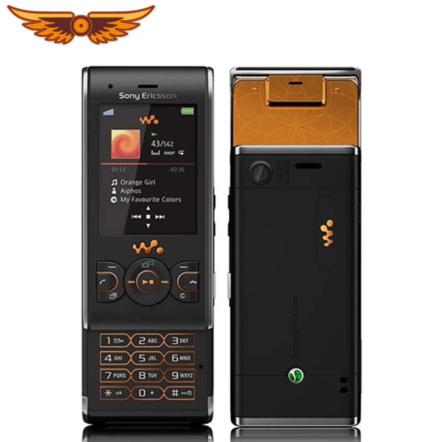 Original Unlocked Sony Ericsson W595 FM Radio Bluetooth 3.15MP Camera Multi-color Good Quality Refurbished Cellphone(China)