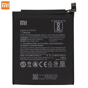Image 3 - シャオ mi BN43 オリジナル交換電話バッテリー 4000 用シャオ mi 赤 mi 注 4 × 4 X/ 注 4 グローバル Snapdragon 625 + 無料ツール