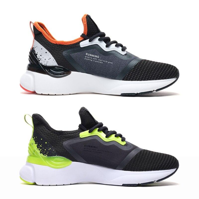 Image 2 - لى نينغ الرجال CRAZYRUN X وسادة احذية الجري دعم بولي TPU بطانة لى  نينغ سحابة لايت أحذية رياضية المضادة للانزلاق أحذية رياضية ARHP057  XYP871-في الاحذية من الرياضة والترفيه على