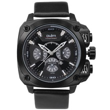 OULM 3705 Brand Luxury Design Army Japan Movt Quartz dz Watch Male Sport Montres de Marque de Luxe Reloj Hombre