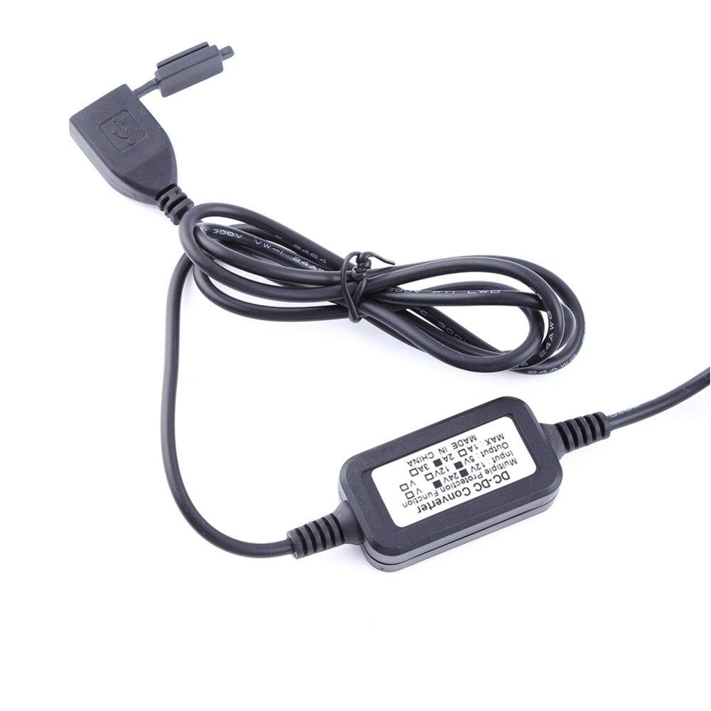 Водонепроницаемый tomada Moto USB Зарядное устройство DC 12 В Vers 5 В Adaptateur питание PR телефон GPS Питание Порты и разъёмы Разъем для мотоцикл