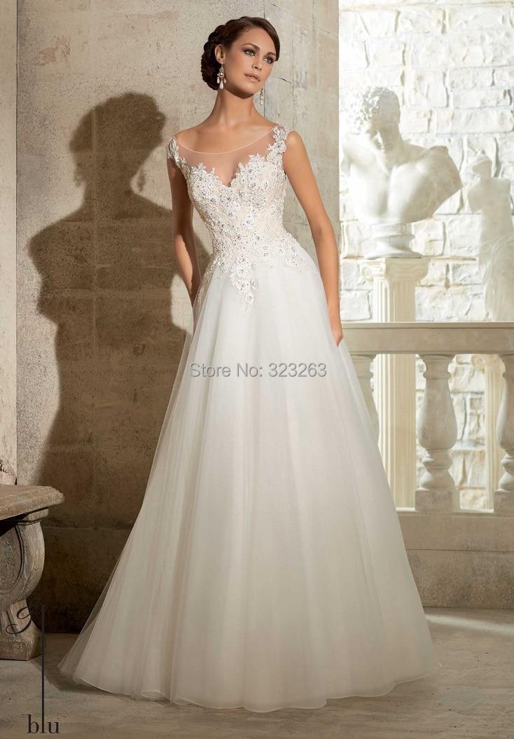 a line princess wedding dress Wedding HD