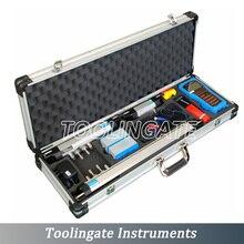 free shipping TUF-2000H ultrasonic liquid flow meter HM Bracket Transducer DN50-300mm portable flowmeters